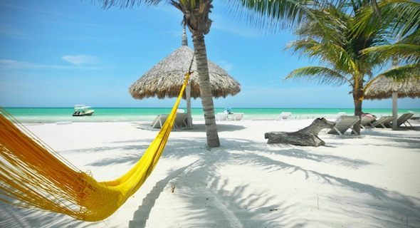 Hôtel-Casa-Las-Tortugas-île-dHolbox-Mexique-plage-by-koming-up